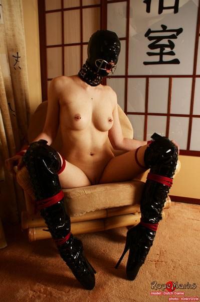 RopeMarks, Shibari, Kinbaku, Japanese bondage from Amsterdam, the Netherlands - Portfolio