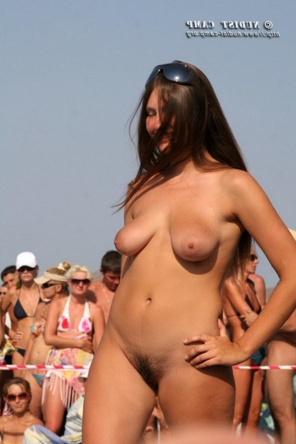 Hot Beach Girl - Girl Boobs Beach