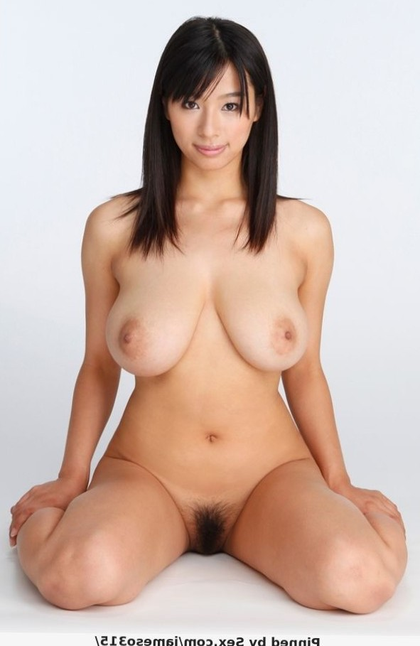 Boobs And A Stuning Hairy Pussy Asian Big Tits Unshaven