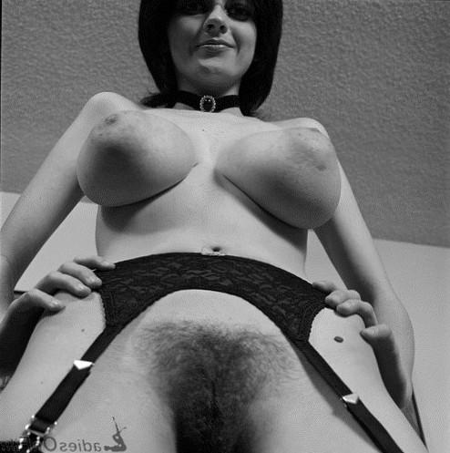 Vintage Tit Babe