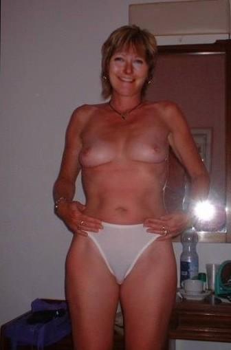 Wearing undies-Very unusual fo me