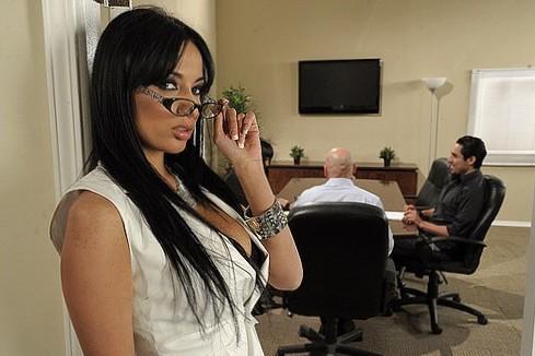 Anissa Kate - Big Tits At Work