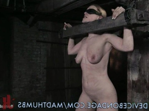 Nasty Slave Gets Tied Up And Punished In Hot BDSM Scene