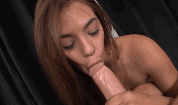 POV Blowjob by Gigi Rivera