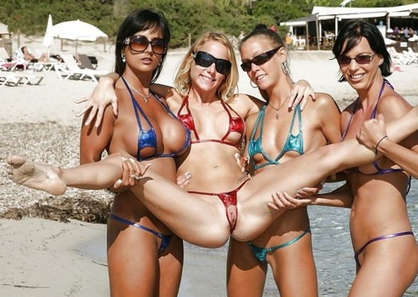 Crotchless Swimsuits #1 > Photo #86