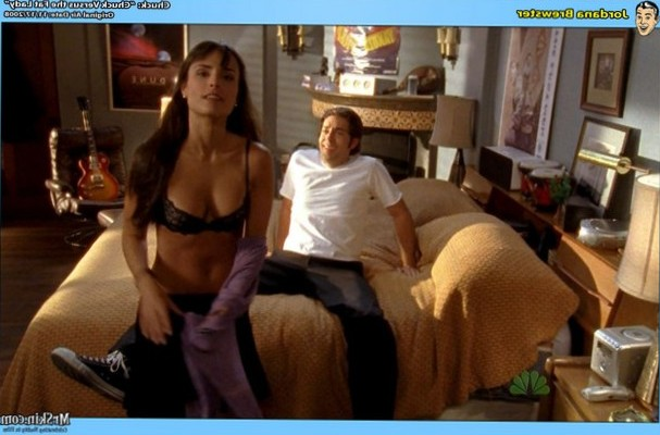 Jordana Brewster in a hot bra