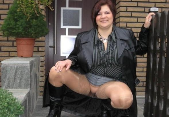 Nude Public Pics - Outdoor Snatch